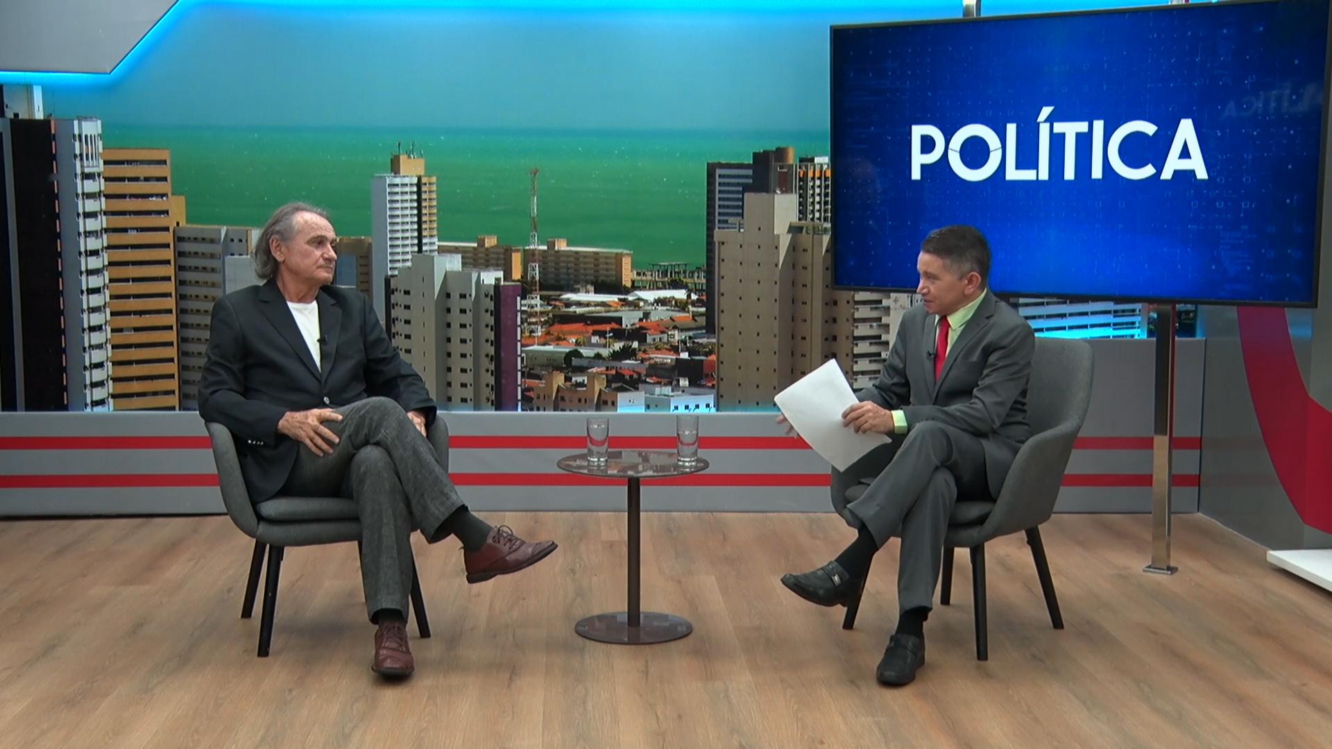 Política com  Osmar de Sá Pontes 20/01/2021