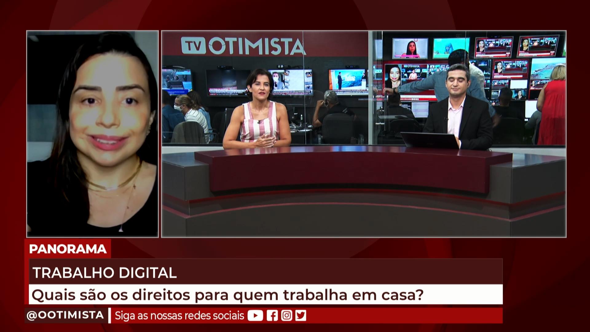 Mariana Freire, procuradora chefe ministério público, trabalho digital afeta direitos trabalhistas