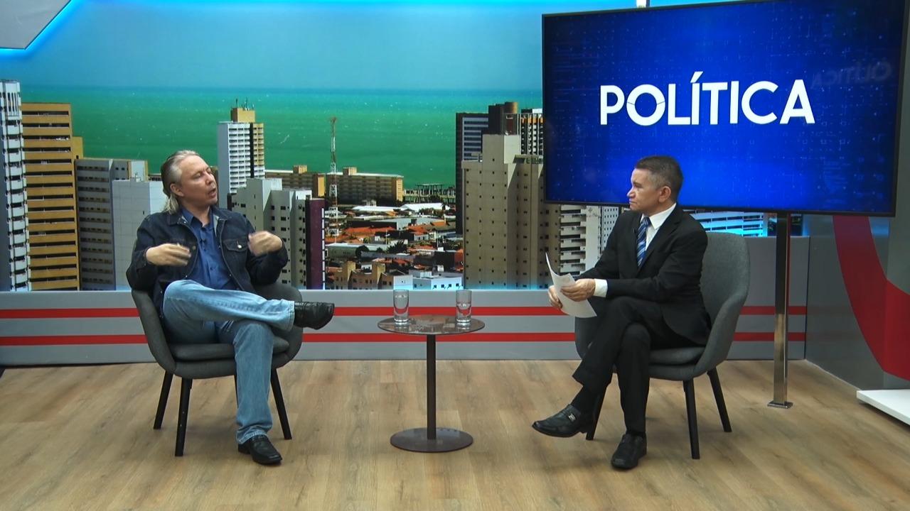 Política entrevista Luiz Cláudio – 24/02/2021