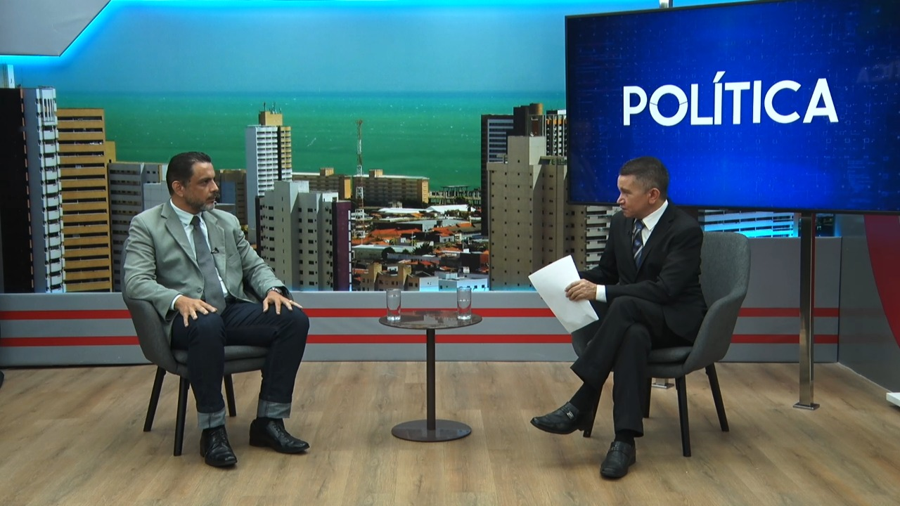 Política entrevista Danilo Ramalho – 25/02/2021 completo