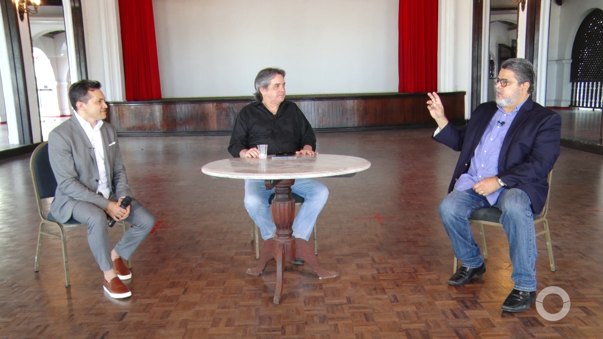 Mosaico entrevista Marcio Campos e empresário Colombo Cialdini