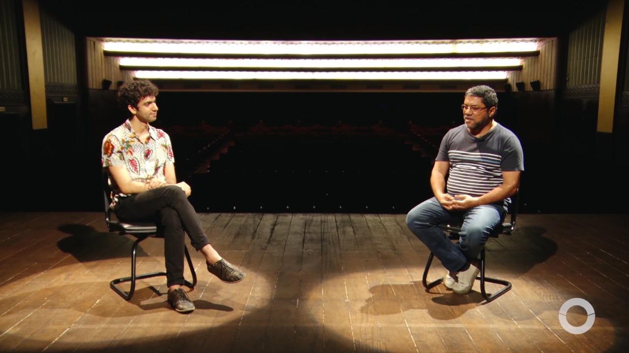 Primeiro plano entrevista Duarte Dias