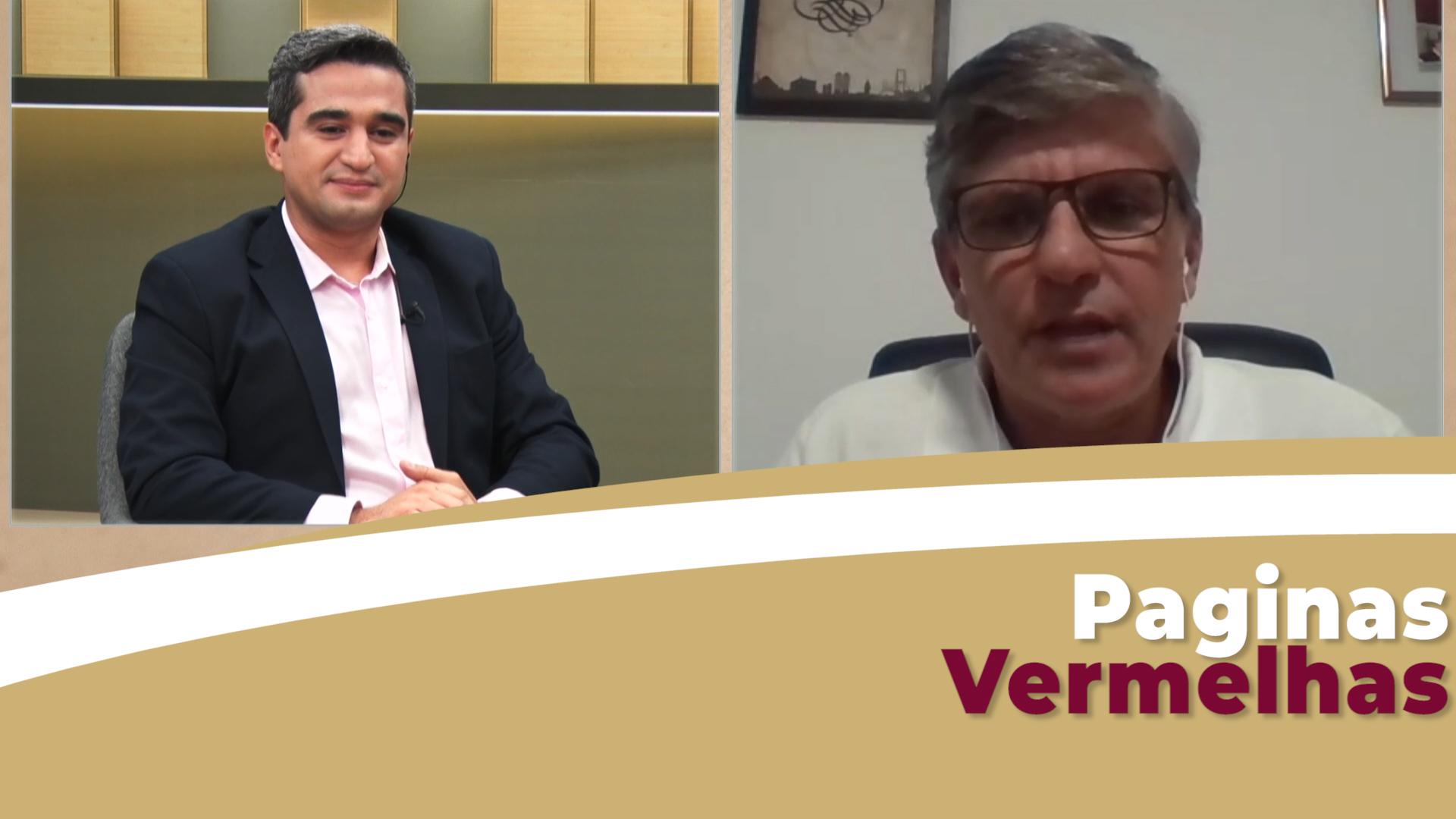 Paginas Vermelhas entrevista, Luiz Henrique Gouveia, Dir. de concessionárias do grupo ADTSA