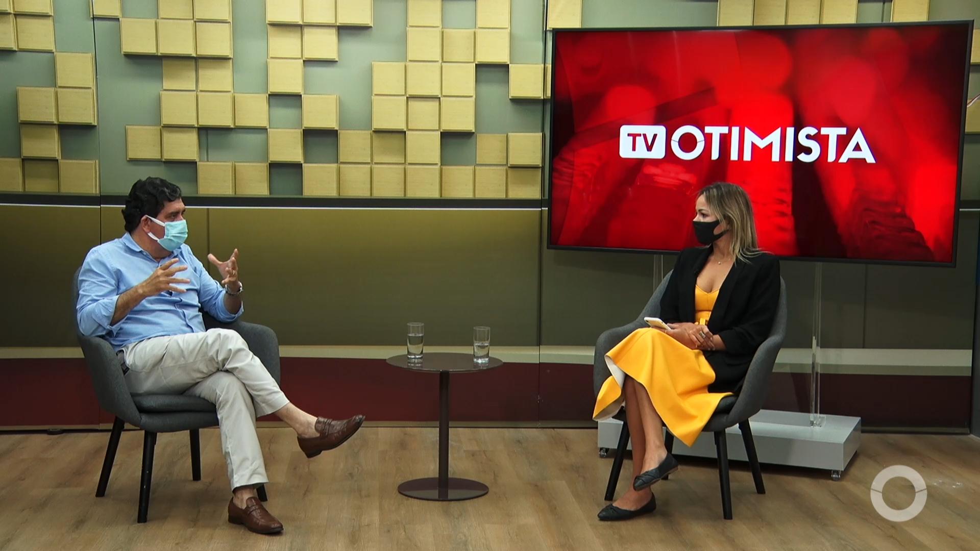 Paginas Vermelhas entrevista Dr. Cabeto, Secretário de Saúde do Estado do Ceará