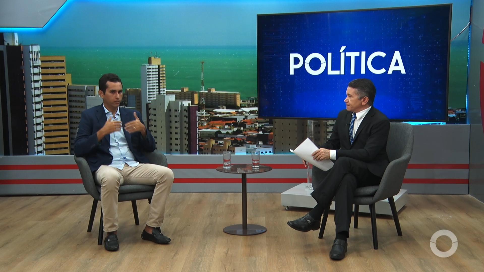 Política entrevista Domingos Neto, Deputado Federal (PSD)