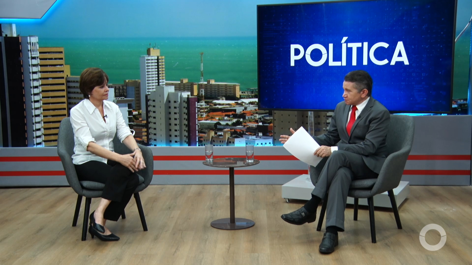 Política entrevista Patrícia Aguiar, Prefeita de Tauá (PSD)