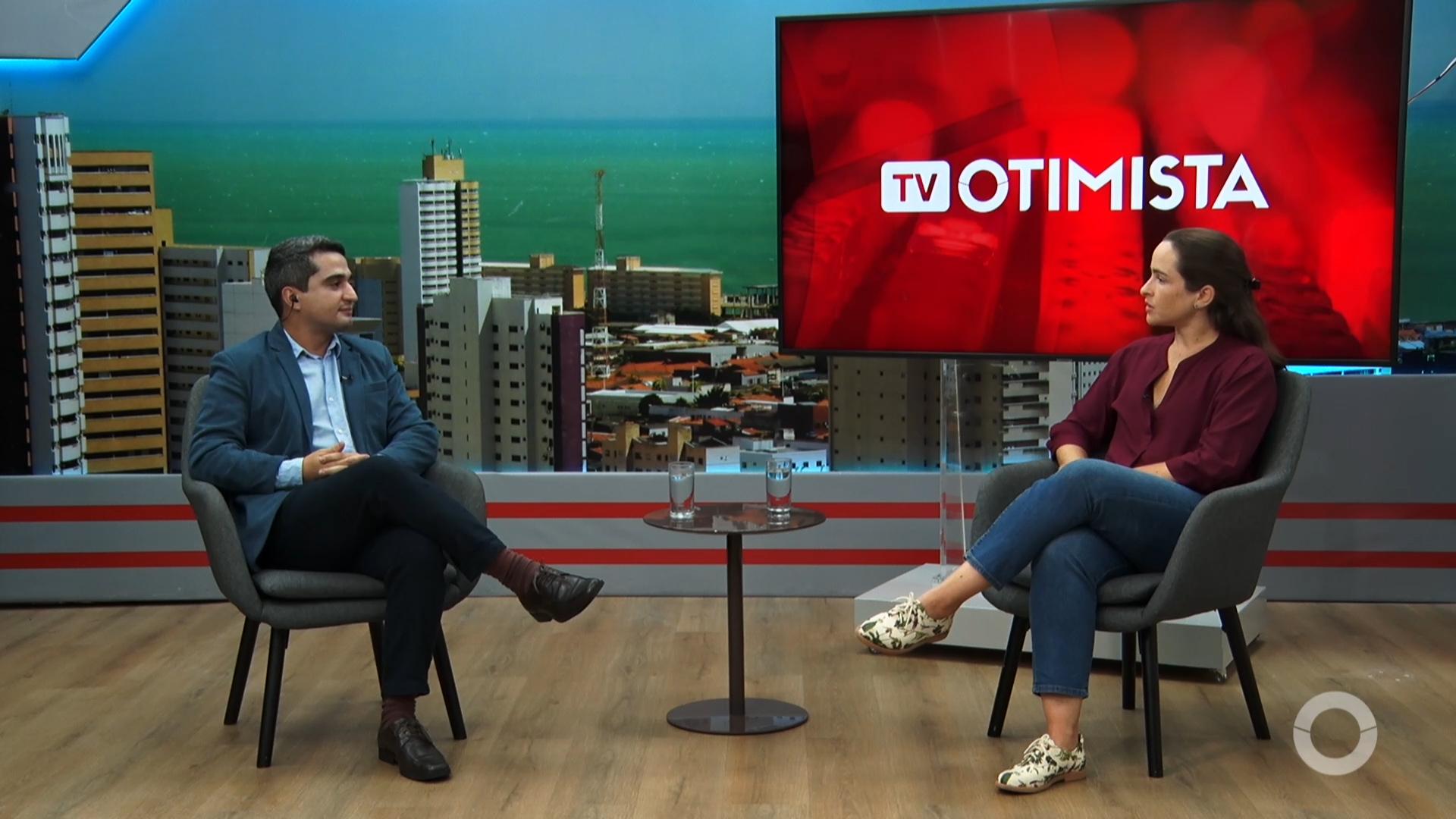 Paginas Vermelhas entrevista Bia Fiuza, Diretora institucional do IBLF