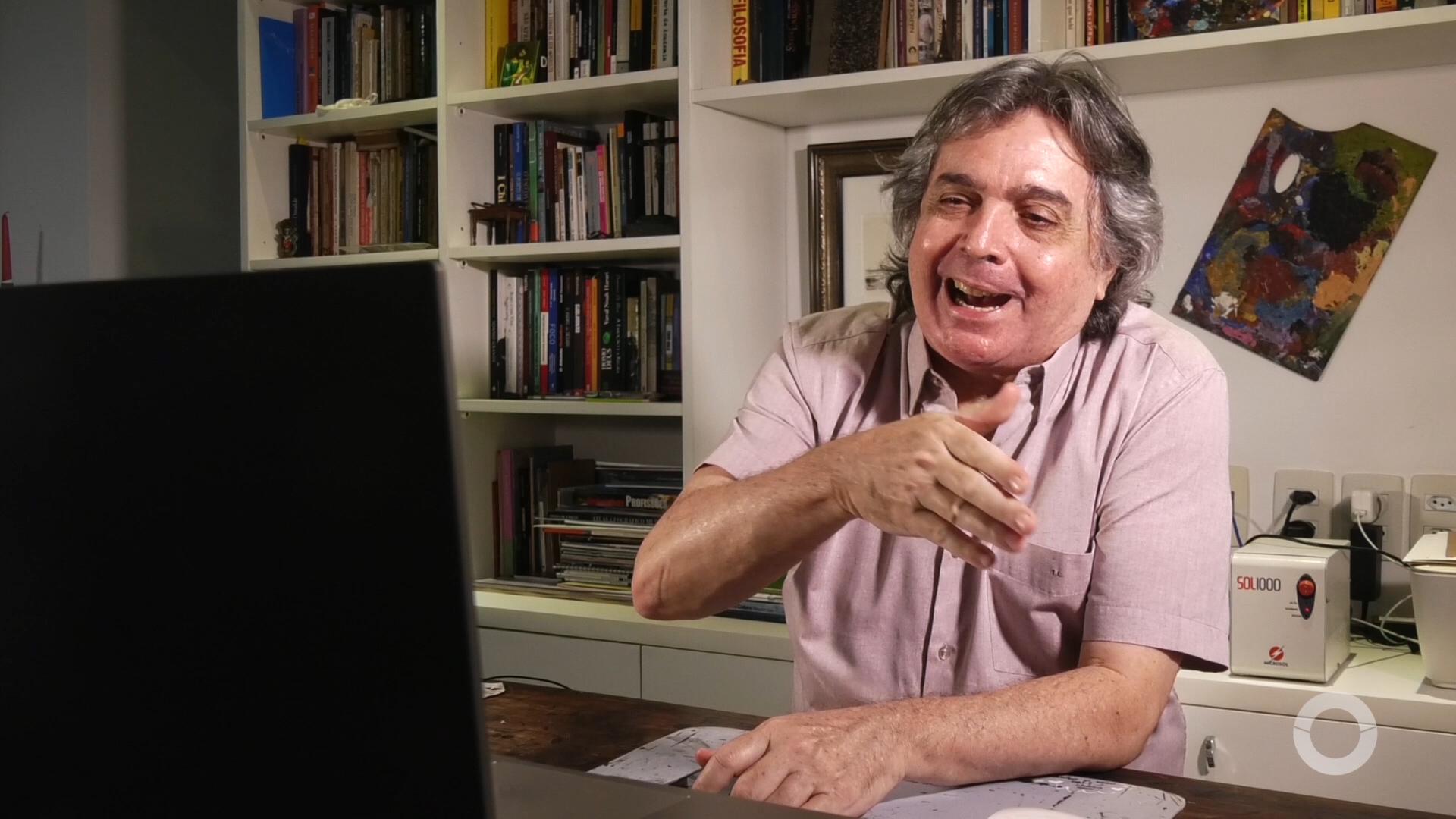 Mosaico entrevista Liege Xavier e Paulo Façanha