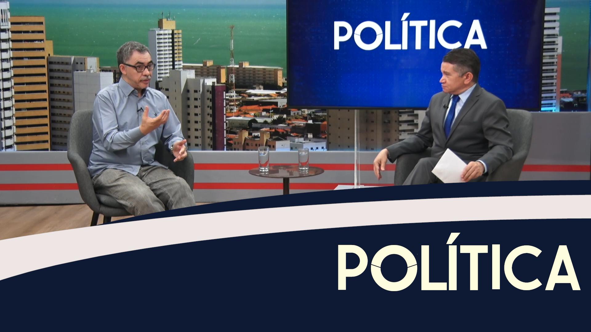 Política entrevista Claudio Teran, Jornalista e Analista político