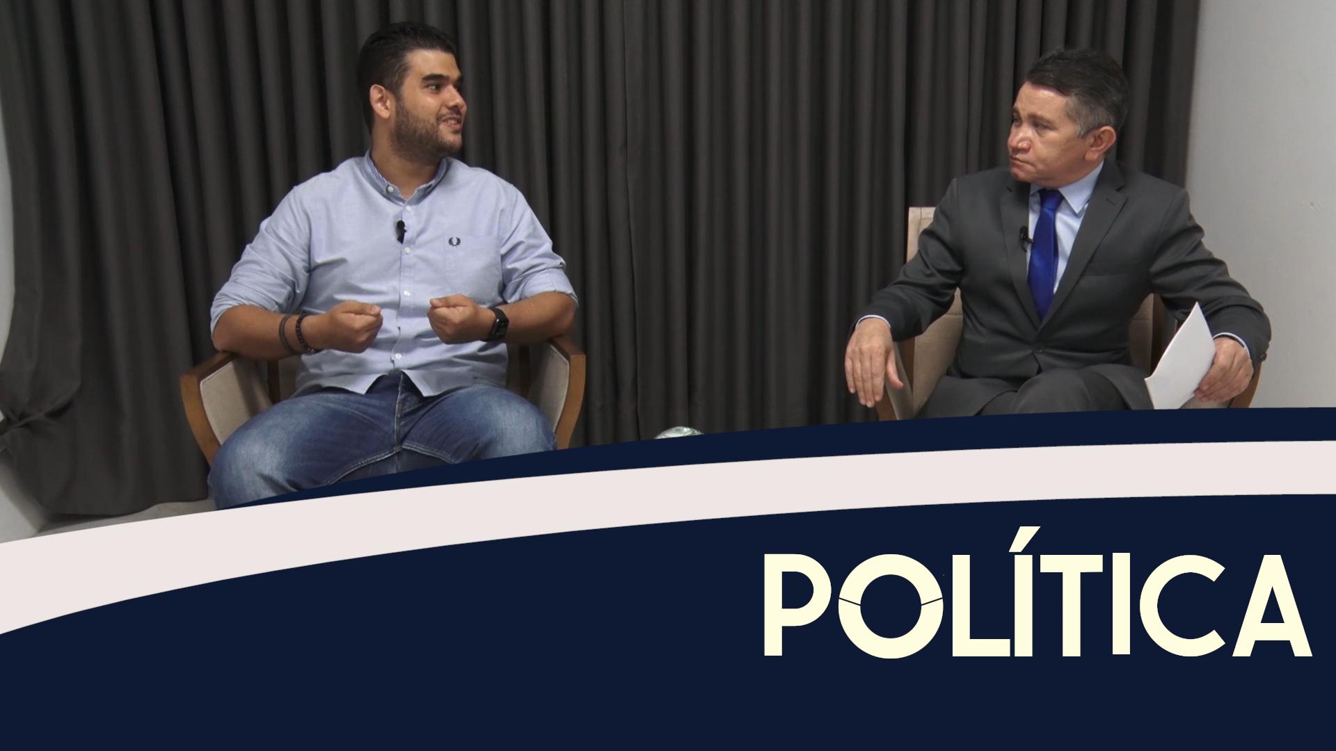 Política entrevista David Benevides, Prefeito de Redenção – CE