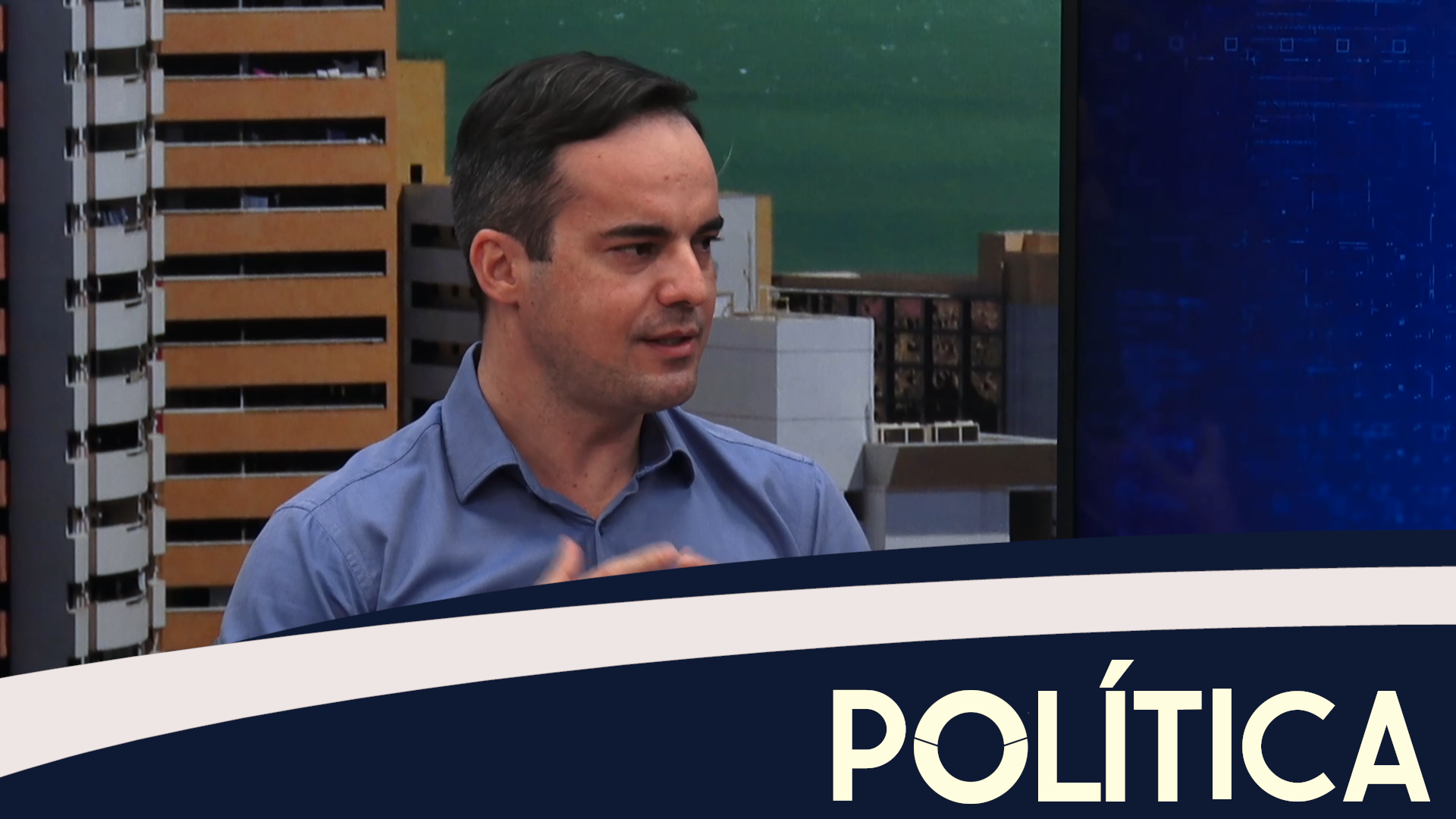 Políticas entrevista Capitão Wagner, Deputado Federal(PROS-CE)
