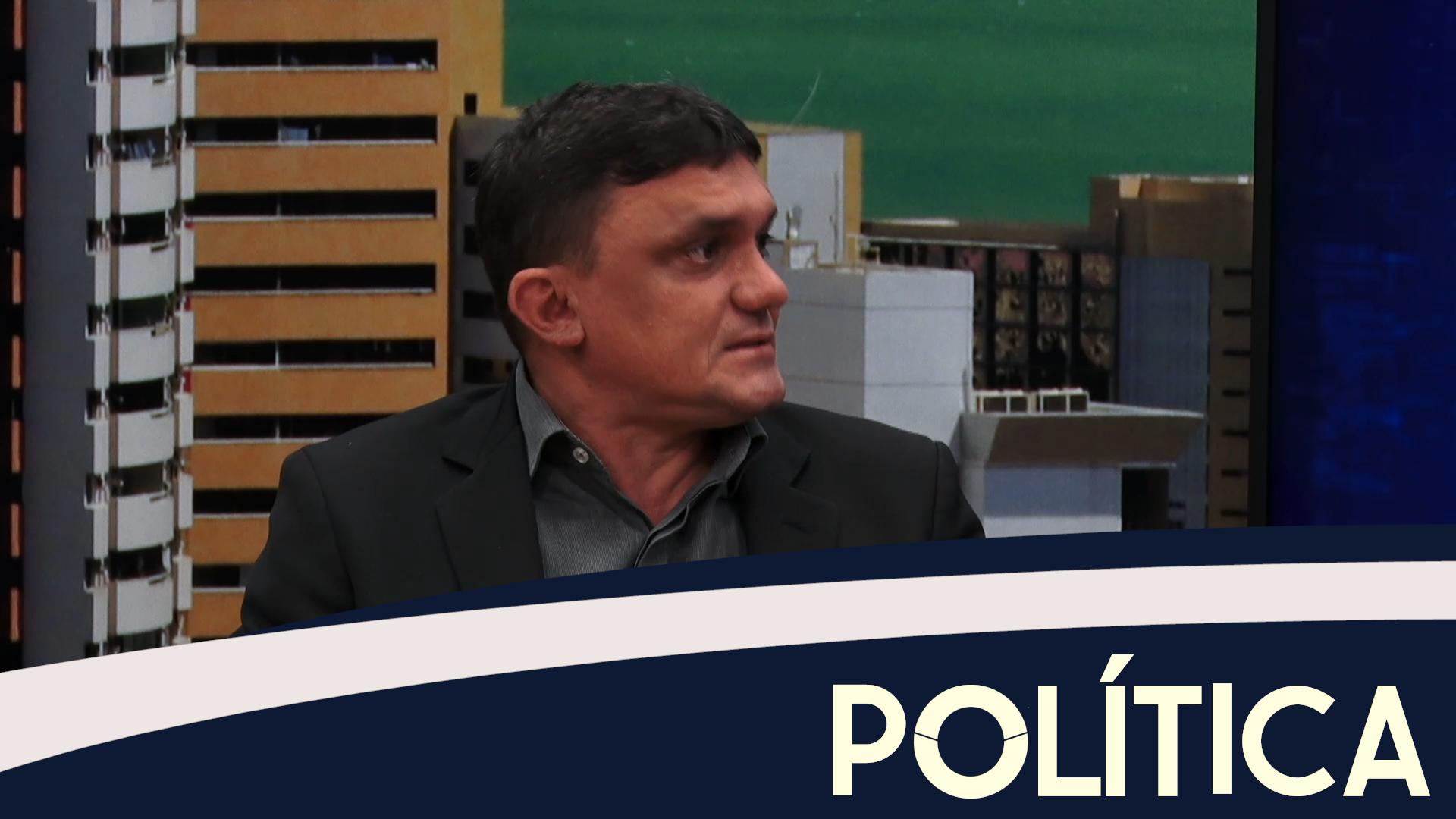 Política entrevista Toim Braga, Pres. da união Vereadores e Câmara do Ceará – UVA