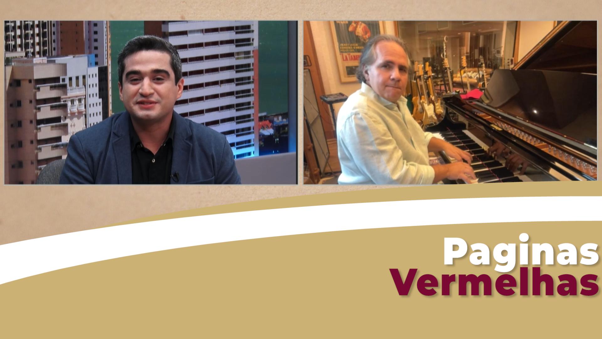 Paginas Vermelhas entrevista, Ricardo Bacelar, Advogado e Músico