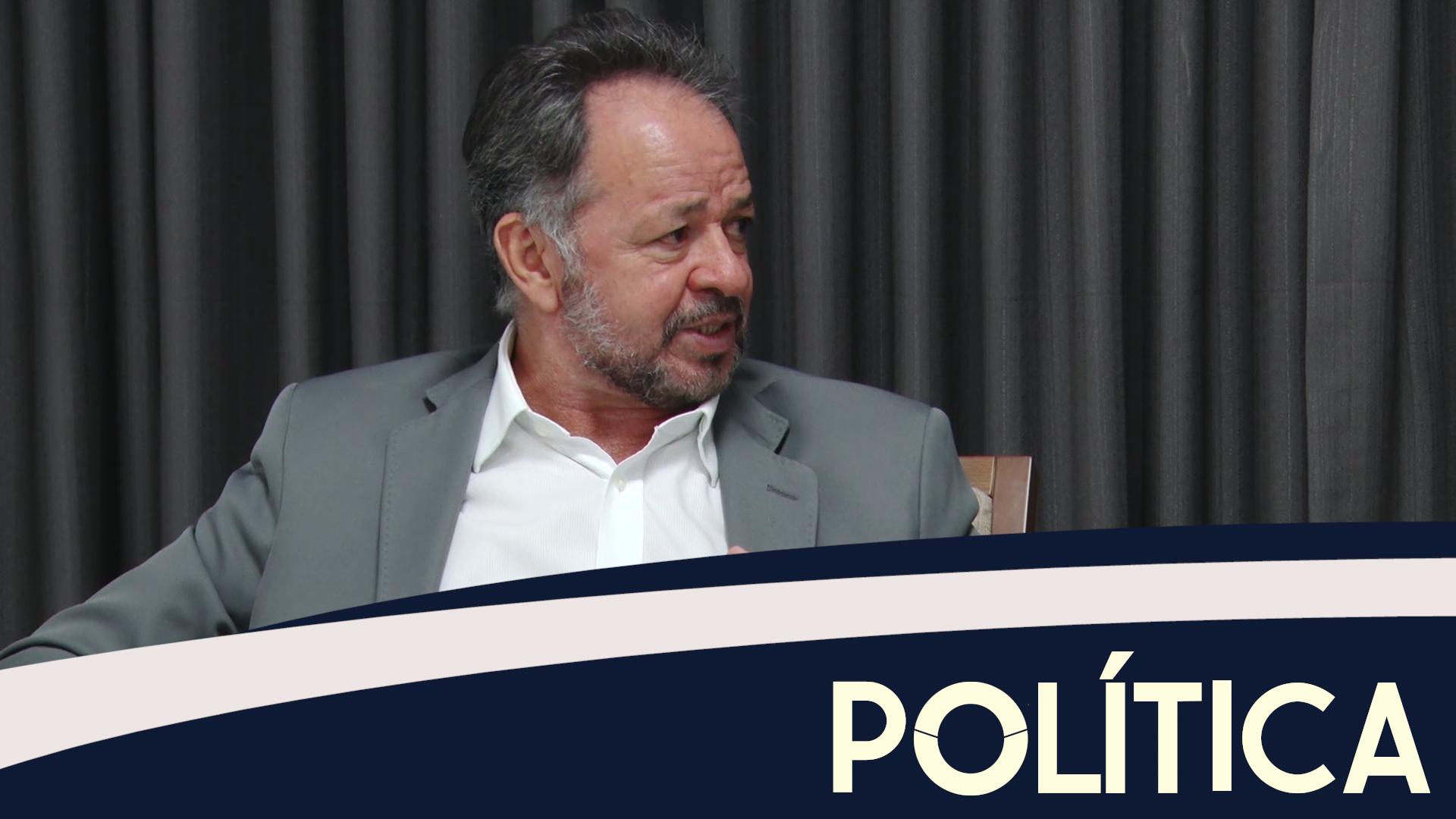 Política entrevista, Acrisio Sena, Deputado Estadual