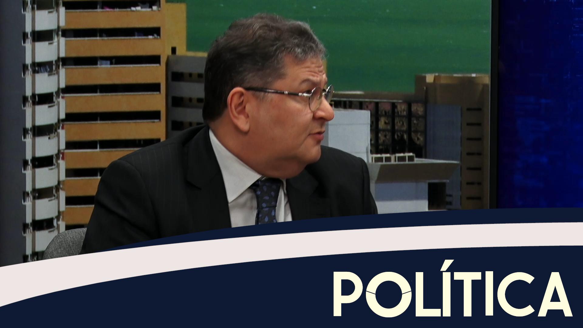 Política entrevista Hélio Leitão, Presidente da CNDH/OAB