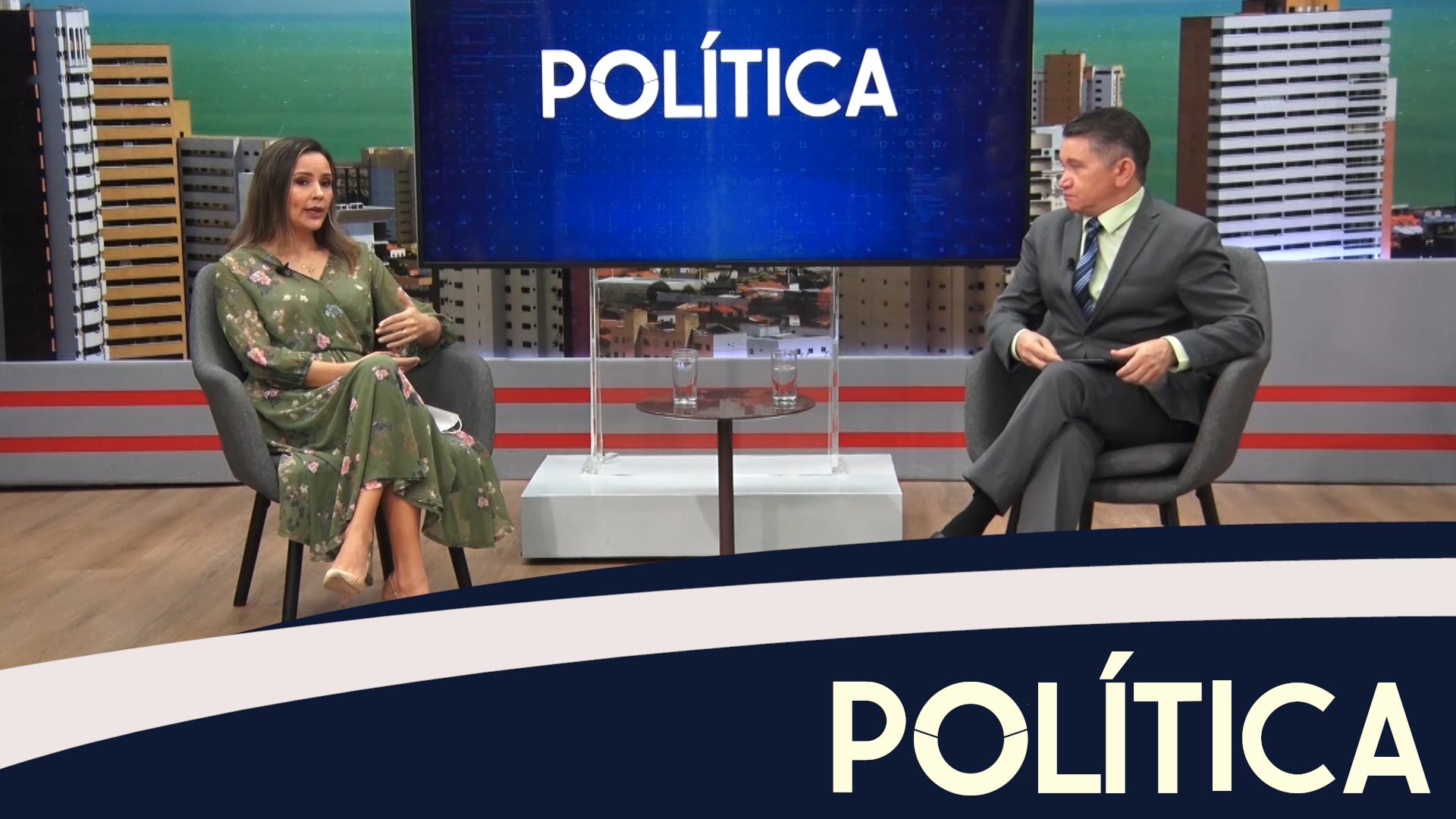 Política entrevista entrevista Carla Michele, cientista política