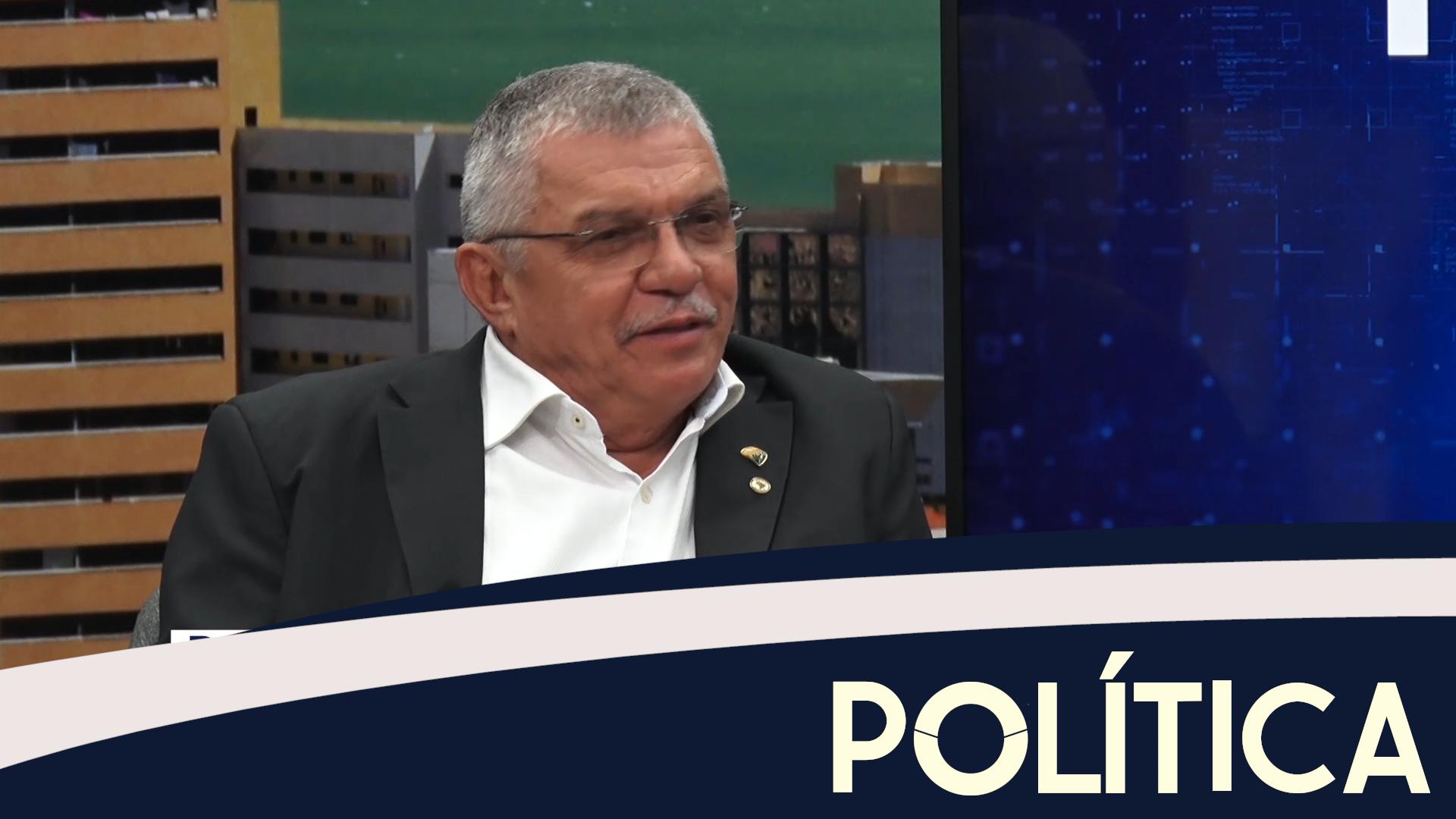 Política entrevista Delegado Cavalcante, Deputado Estadual