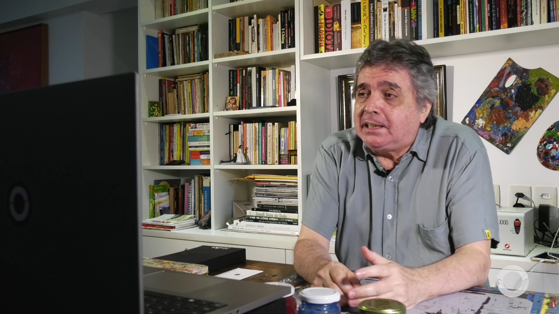 Mosaico entrevista Tarcísio Matos, Jornalista, Escritor e Compositor