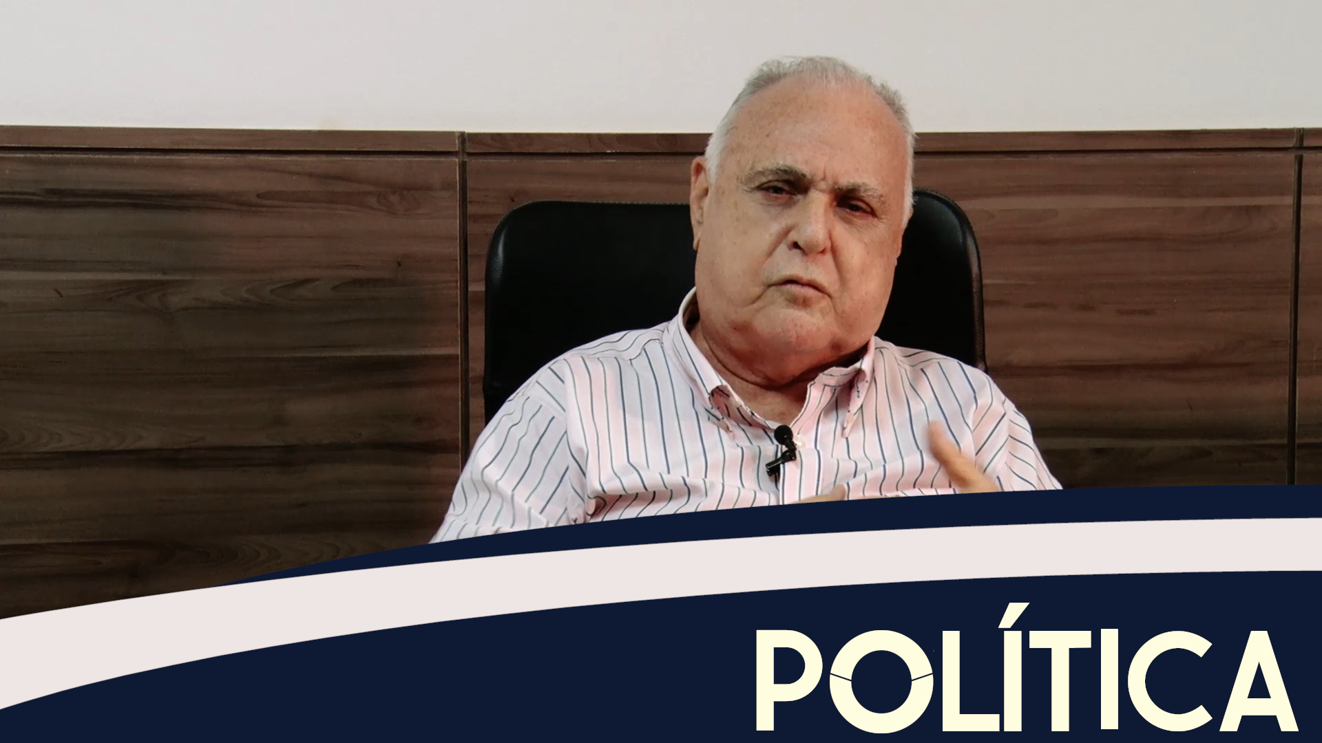 Política entrevista Prefeito de Maracanaú Roberto Pessoa