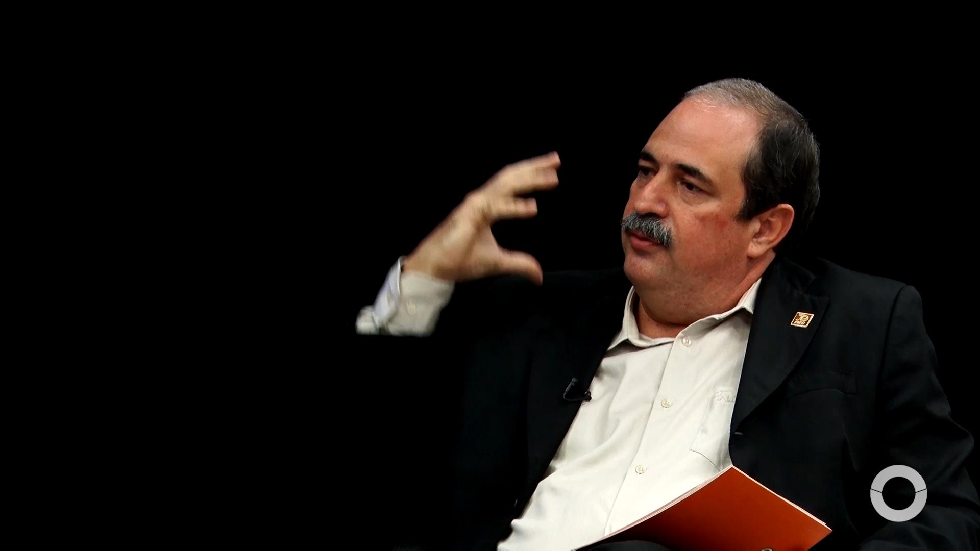 Prêmio Otimista de Inovação entrevista Diretor do SENAI Ceará, Paulo André Holanda