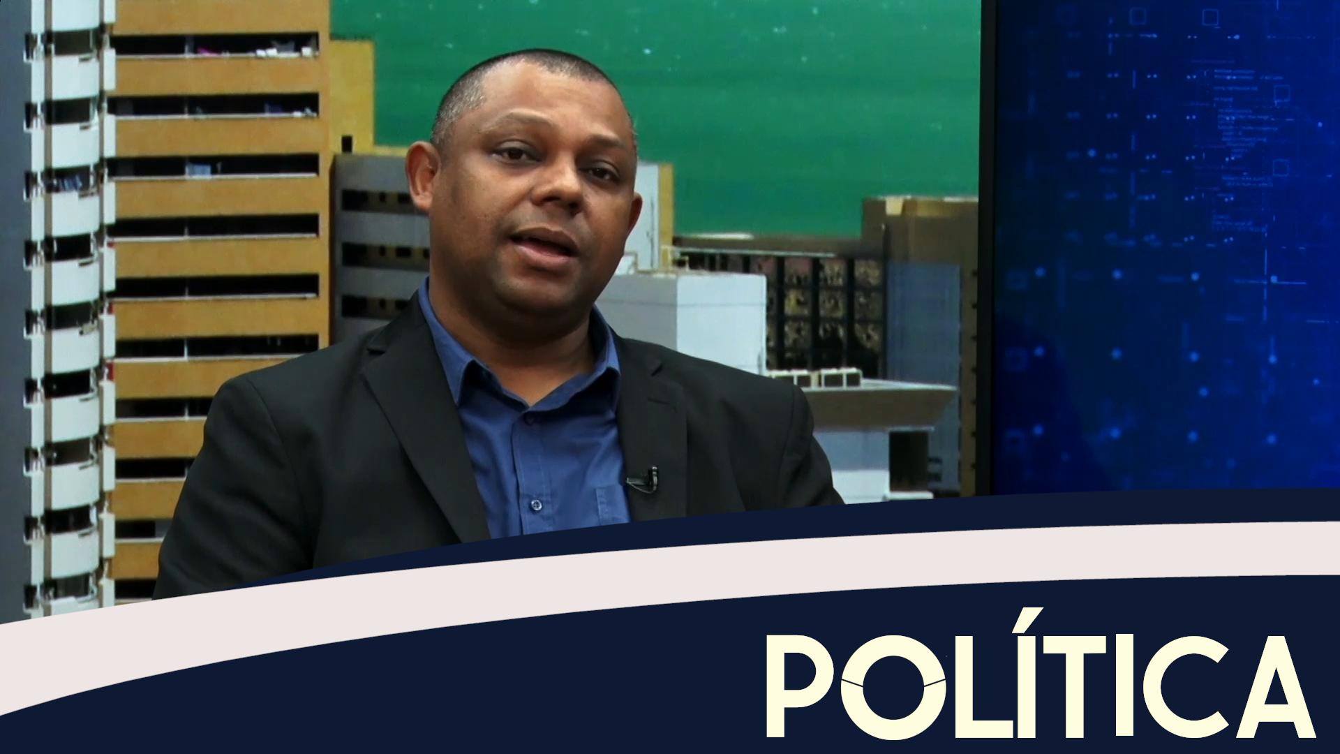 Política entrevista Deputado Estadual Soldado Noélio