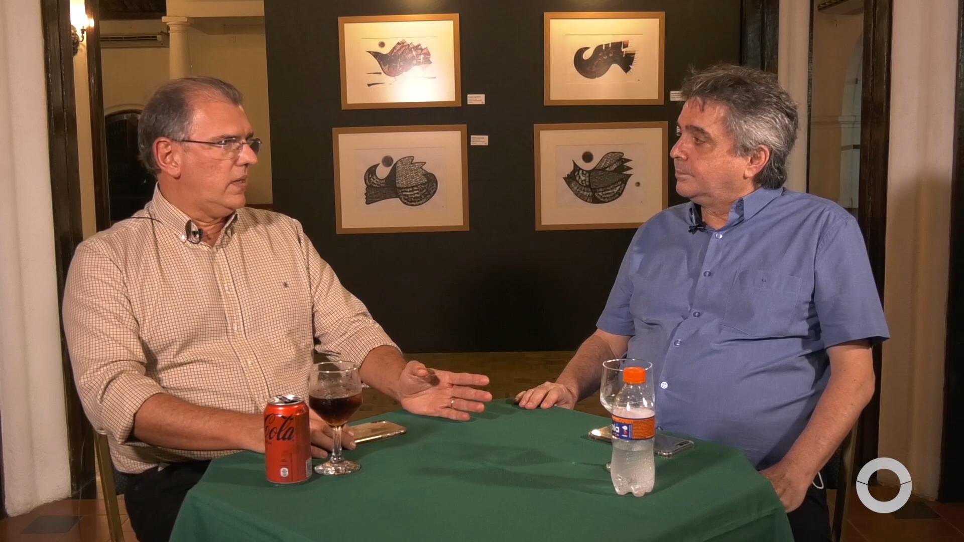 Mosaico entrevista Prof. e vice reitor de extensão da UNIFOR Randal Martins